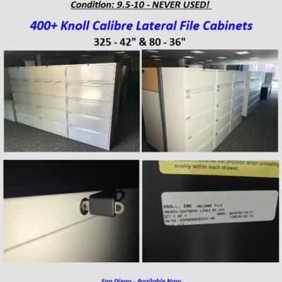 Knoll Calibre File