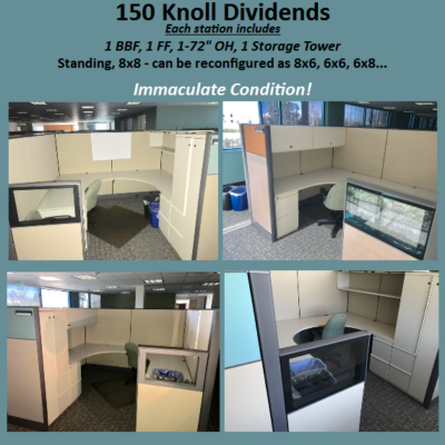 Knoll Dividends