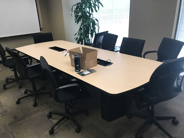 Large Conference Tables Ca Office Liquidators