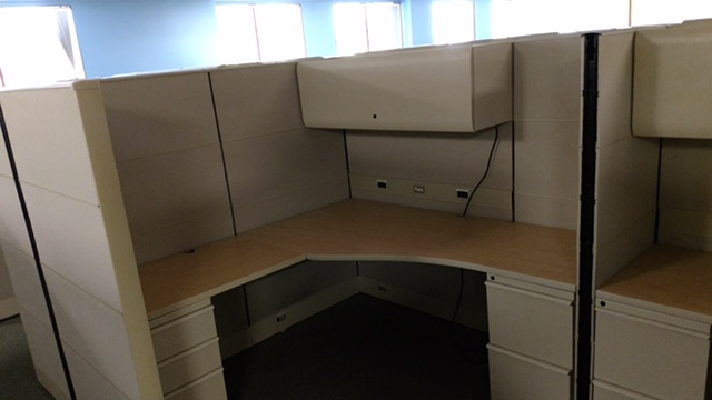 Knoll Dividend Workstation Power Cubicles Ca Office