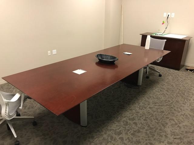 10 Conference Tables Ca Office Liquidators